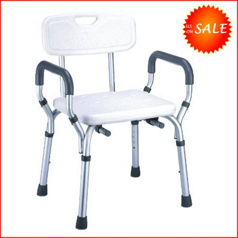 Elderly Shower Chair by Safety Elderly Shower Chair Seat Bathroom Bench Toilet