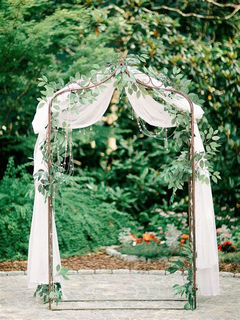 images  diy wedding arches  pinterest