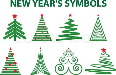 new year symbol new year s symbols stock vector colourbox