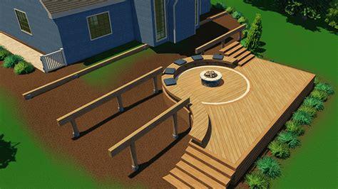 deck design software vizterra 3d deck design software structure studios