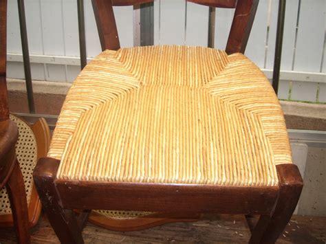 rempailleur de chaise rempaillage