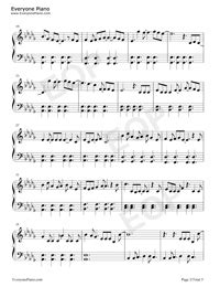 Free sheet music for piano. Into the Unknown-Frozen 2 OST Free Piano Sheet Music & Piano Chords