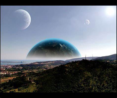 planet seen form earth. by RMirandinha on DeviantArt
