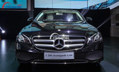 Gambar Mobil Mercedes Slc Class by Spesifikasi Mercedes E 200 Avantgarde 2018 Anggota