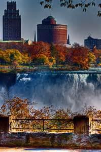 From Niagara Falls Ontario