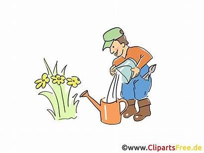 Clipart Cartoon Bild Bauer Jardinier Utklipp Boer