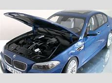 118 Paragon 2012 F10 BMW M5 Diecast Model Review YouTube