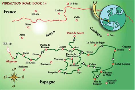 road book 4x4 road book cartes tout terrain raid moto vtt espagne maroc tunisie gps randonn 195 169 e catalogne