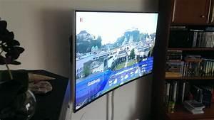 Fernseher An Der Wand : an der wand 2 wand hifi bildergalerie ~ Frokenaadalensverden.com Haus und Dekorationen
