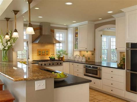 Gallery of small galley kitchens in a variety of design styles. Kitchen Remodel Ideas for Small Kitchens - Decor ...