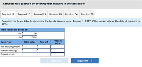 Solved: Problem 14-1A Computing Bond Price And Recording I ...