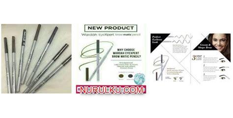 Harga Wardah Pensil Alis harga pensil alis wardah dan review eyexpert matic brow