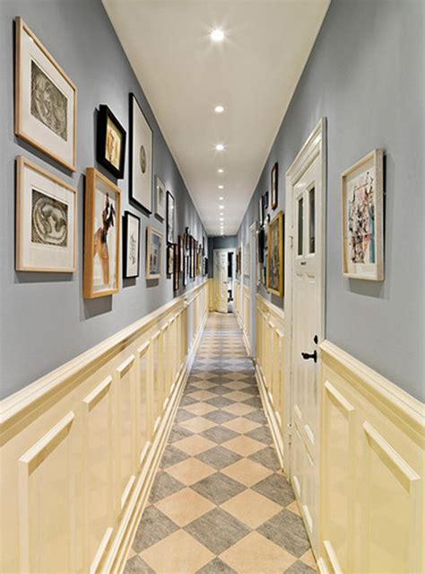 decorating ideas for narrow hallway room decorating