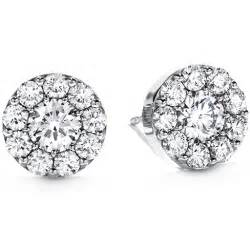 white gold diamond ring fulfillment stud earrings