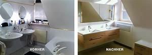 Badrenovierung Vorher Nachher : badsanierung m nchen badrenovierung und badumbau ~ Sanjose-hotels-ca.com Haus und Dekorationen