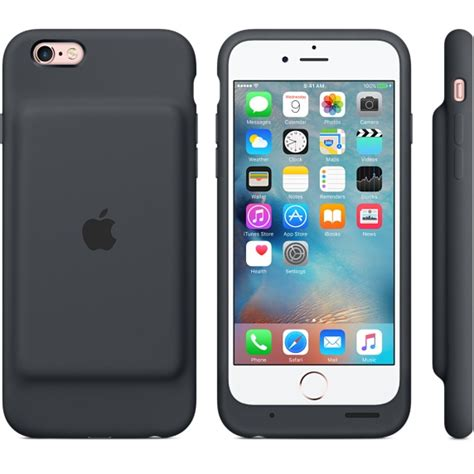 iphone 6 cases apple apple releases official battery for iphone 6s iphone 6