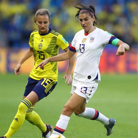 And even though the round of 16 is not yet finished, we already know the quarterfinal and semifinal draw results, as those were. Women's World Cup Schedule 2019: Live Stream and TV Times ...