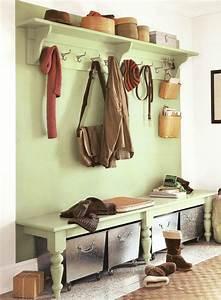 idee deco entree couloir meilleures images d39inspiration With deco entree de maison 13 vert deco de la peinture verte pour decorer son