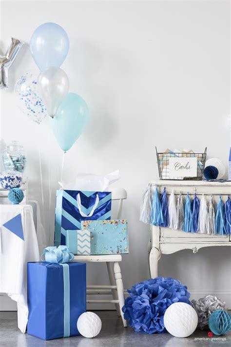 And Blue Birthday Decorations - blue birthday ideas american greetings