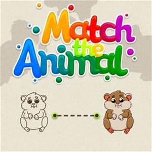 Online Kinder Spiele : match the animal kostenlos online spielen auf kinderspiele ~ Orissabook.com Haus und Dekorationen