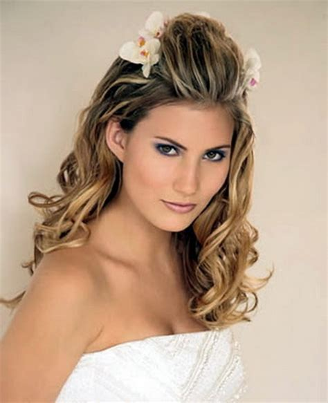 wedding guest hairstyles for long hair