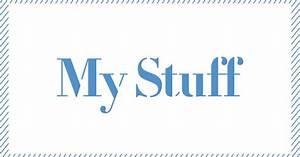Vanity Fair: My Stuff Video Series  My