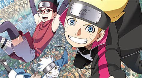 boruto naruto next generations saiba mais sobre o anime