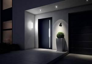 Bewegungsmelder Licht Innen : aussenbeleuchtung schafft sicherheit ~ Buech-reservation.com Haus und Dekorationen