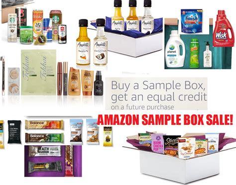 sample box amazon protein bar