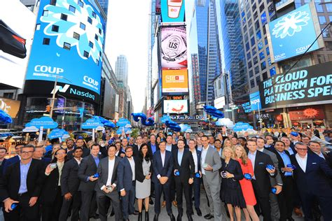 Coupa Up 87% In Software Ipo Techcrunch