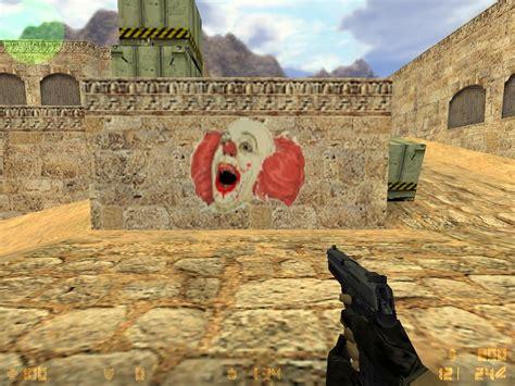 Clown Evil Spray Funny Counter Strike 16 Sprays