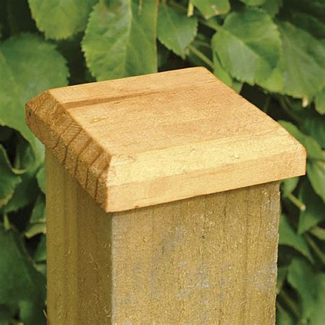 fence post toppers fence post cap fence posts webbs direct garden centre 3725