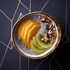 Petit Déjeuner Vegan : recette pudding de chia pour petit d jeuner express ~ Melissatoandfro.com Idées de Décoration