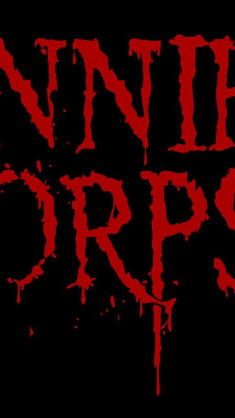 cannibal corpse logo wallpaper