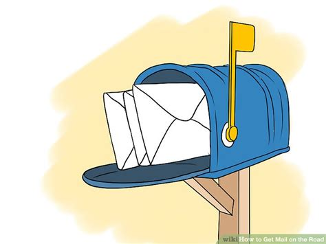 How To Get Mail On The Road