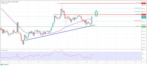 Heads i win, tails you lose. Bitcoin Price (BTC) Signaling Fresh Increase But Can Bulls ...