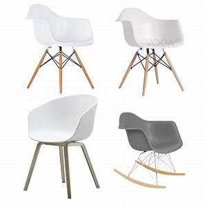 Chaise à Bascule Pas Cher : une chaise presque starck moins de 50 euros clematc ~ Teatrodelosmanantiales.com Idées de Décoration