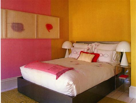 pink and yellow bedroom painting box ode to pink 16698 | 8 Pink and Yellow bedroom 262