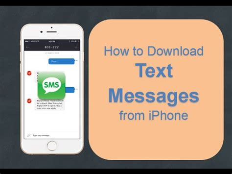 text messages from iphone top 2 ways to export text messages from iphone