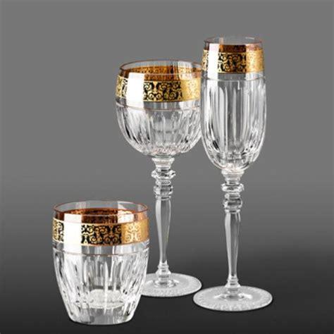 1376 versace wine glasses gala versace cristal verre versace gala medusa transparent