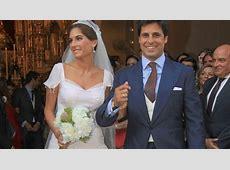 Las famosas peor vestidas el día de su boda Lourdes