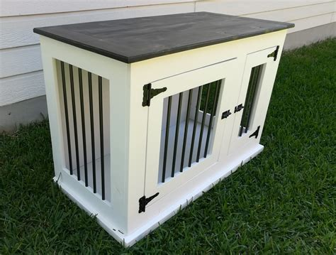 ana white custom dog kennel diy projects