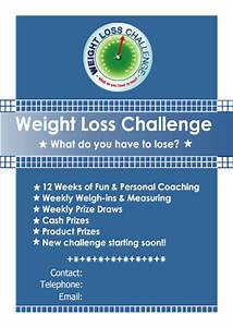 back gt gallery for gt work weight loss challenge flyer With weight loss challenge flyer template