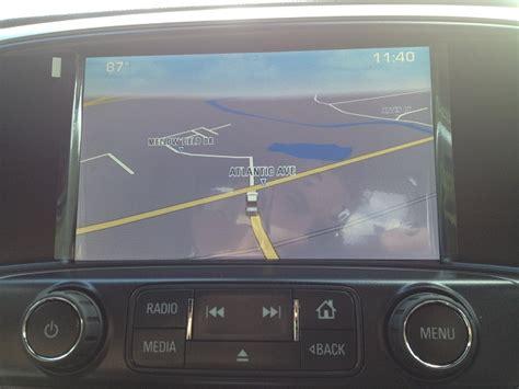 2014  2017 Chevy Mylink Factory Navigation System
