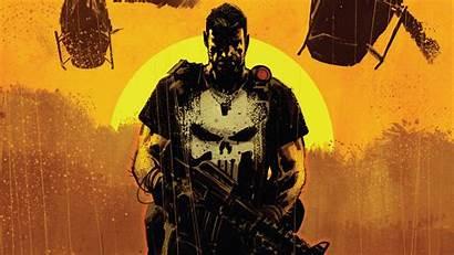 Punisher Comic Wallpapers Wide Screen Wallpapersden 8k