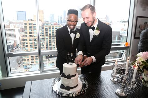 Billy Porter Wedding Cake Why Husband Only