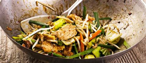 cuisine au wok une fertilité boostée grâce à une cuisine différente