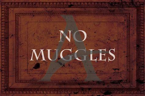 items similar   muggles poster  etsy