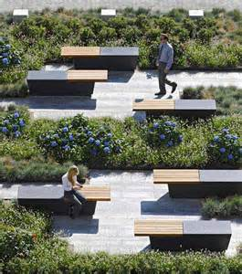 Landscape Architecture Bench
