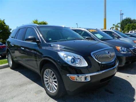 Buick Enclave Cx by 2011 Buick Enclave Cx